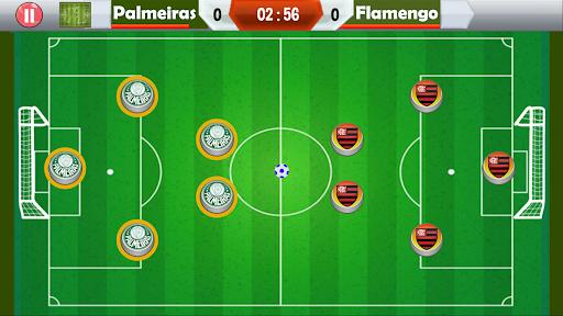 Campeonato brasileiro : Futebol de Botu00e3o u26bd apkpoly screenshots 2