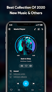 Free Music Player Apk for Android NEW 2021 1