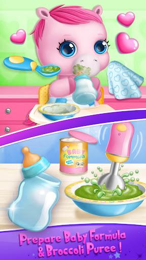 Baby Pony Sisters - Virtual Pet Care & Horse Nanny 5.0.14007 screenshots 5