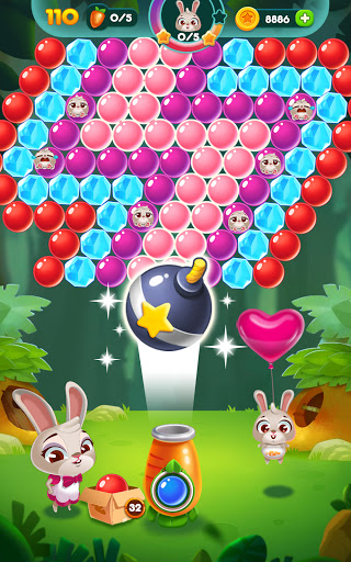 Bubble Bunny: Animal Forest 1.0.3 screenshots 9