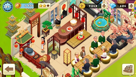 World Chef 🍰🍔🍝🍓 Screenshot