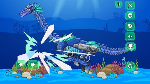 Robot Tanystropheus Toy War apklade screenshots 2