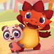 Tommy The Little Dragon Games for Kids! Fairytale! - Androidアプリ