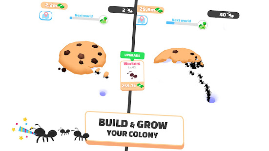 Idle Ants - Simulator Game 4.2.1 Screenshots 24