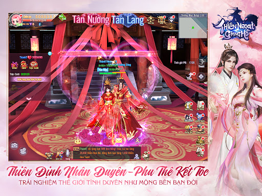 Thiu00ean Ngou1ea1i Giang Hu1ed3 - Thien Ngoai Giang Ho 1.8 screenshots 21