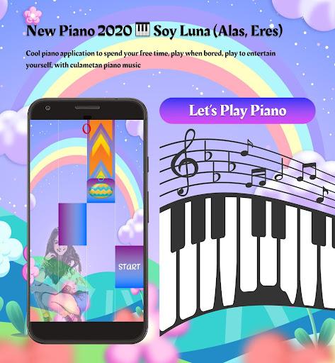 New Piano 2020 ud83cudfb9 Soy Luna (Alas, Eres) screenshots 4