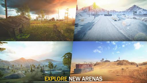 Tank Force: Free Games About Tanki Online PvP Apkfinish screenshots 21