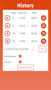 Take Your Time – An interval timer 1.1 Android APK Mod Newest 2