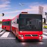 luxury metro bus driving 2021 game apk icon
