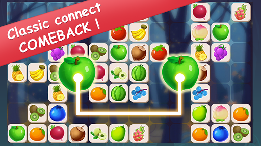 onet connect fruits deluxe screenshot 2
