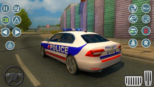 Police Super Car Challenge: Free Parking Drive 1.6 screenshots 10