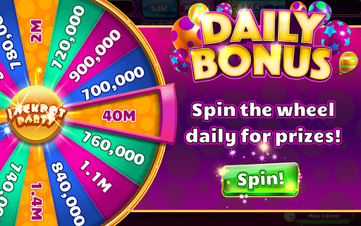 Jackpot Party Casino Games: Spin Free Casino Slots 5019.01 screenshots 24