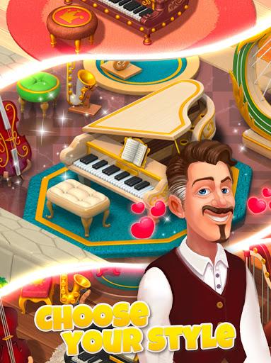 Candy Legend: Manor Design 123 screenshots 12