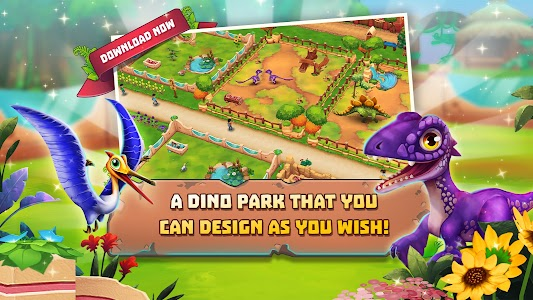Dinosaur Park – Primeval Zoo 1.0.4