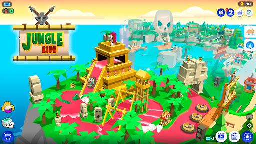 Idle Theme Park Tycoon - Recreation Game  screenshots 2