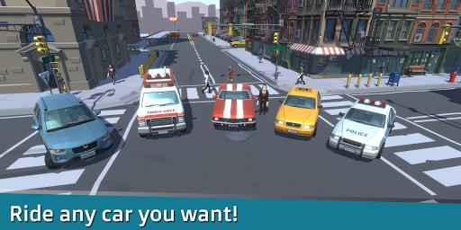 Sandbox City - Cars, Zombies, Ragdolls! apkslow screenshots 3