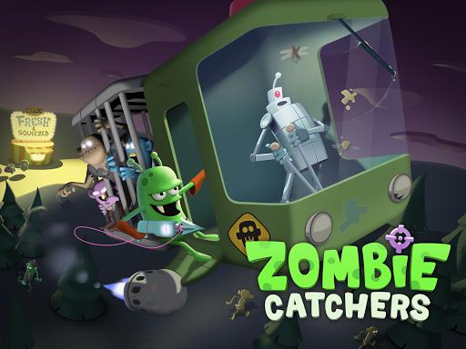 Zombie Catchers 🧟 Chassez et tuez les morts  screenshots 1