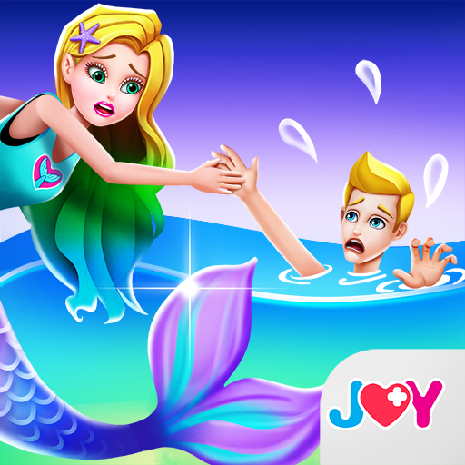 Mermaid Secrets4-  Mermaid Princess Rescue Story