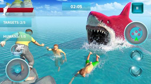 Shark Attack Simulator: New Hunting Game 30.8 screenshots 1