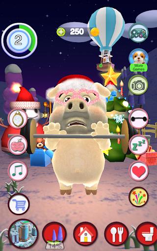 Talking Piggy modavailable screenshots 9