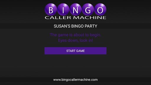 Bingo Caller Machine (free Bingo Calling App)  Screenshots 4