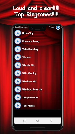 Best Ringtones Free android2mod screenshots 5