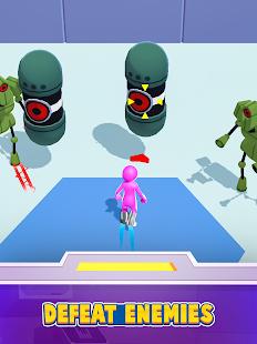 Heroes Inc! Apkfinish screenshots 12