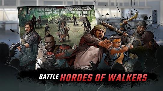 Walking Dead Road to Survival MOD APK (Unlimited Gold) 5