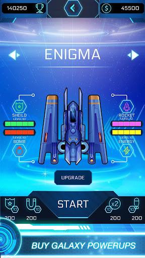 Galaxy Attack Space Shooter: Spaceship Games 1.4 screenshots 5