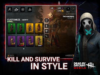 Dead by Daylight Mobile - Multiplayer Horror Game screenshots 22