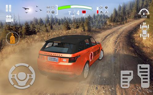 Crazy Car Driving & City Stunts: Rover Sport 1.18 Screenshots 2