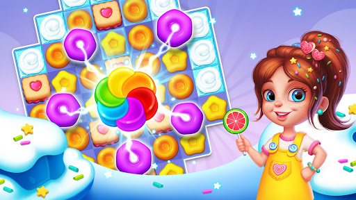 Candy Smash - Match 3 Game  screenshots 13