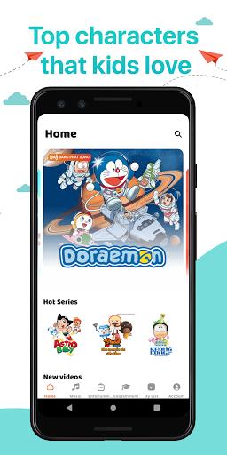 POPS KIDS - Edutainment, Cartoon & Children's song  screenshots 1