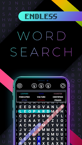 Endless Word Search  screenshots 1