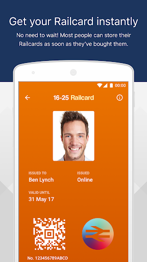 Railcard 1.3.2 Screenshots 1