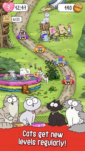 Simonu2019s Cat Crunch Time - Puzzle Adventure! 1.46.1 screenshots 2