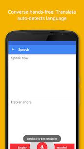 Google Translate v6.23.0.03393894181 APK – MOD APK 4