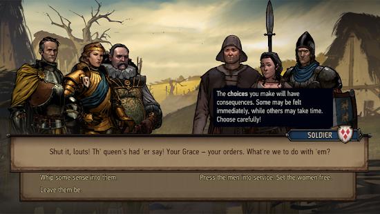The Witcher Tales: Thronebreaker  Screenshots 6