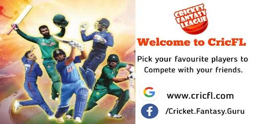 CricFL - Cricket Fantasy League APK 0