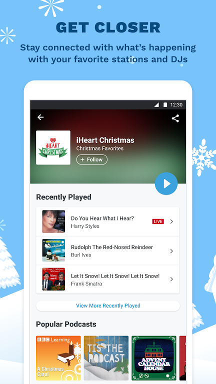 iHeartRadio: Radio, Podcasts & Music On Demand  poster 6