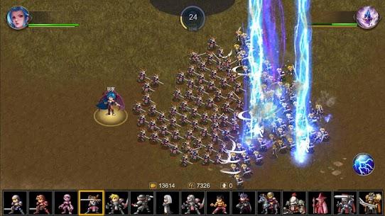 Miragine War MOD APK [Unlimited Gems, Cash, Free Rewards] – Prince APK 3