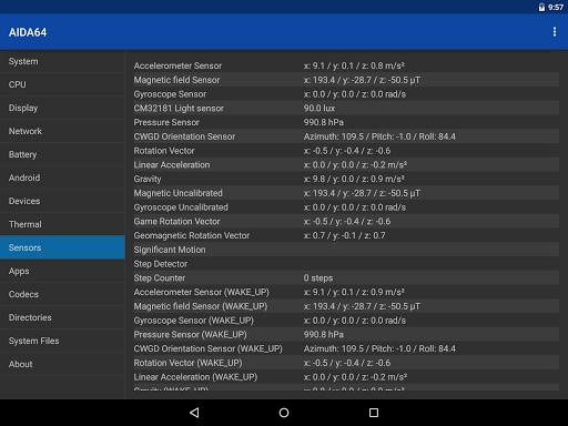 AIDA64 android2mod screenshots 24