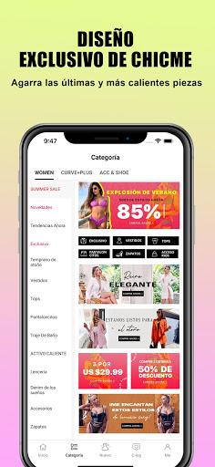 Chic Me - Best Shopping Deals apktram screenshots 7