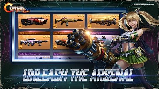 Contra Returns Mod Apk (MOD, Unlimited Ammo/Menu) 4