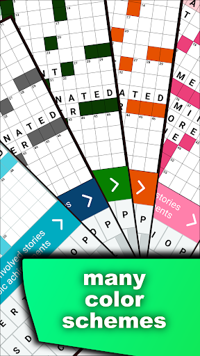Crossword Puzzle Free screenshots 7