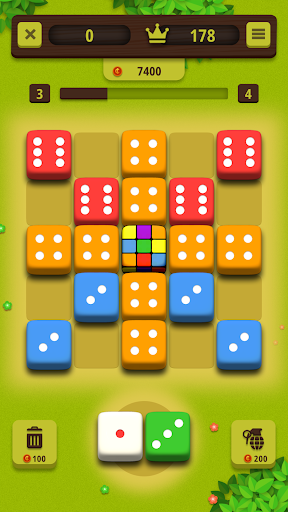 Dice Craft - 3D Merge Puzzle  screenshots 6