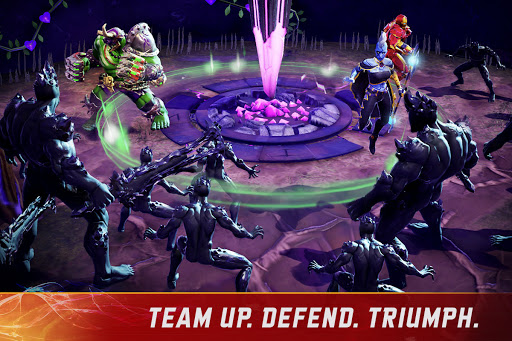 MARVEL Realm of Champions apkmr screenshots 4