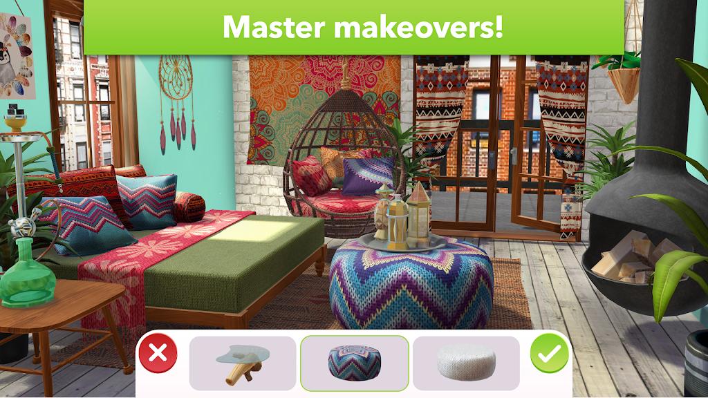 Home Design Makeover poster 4