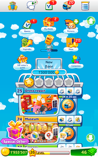 Pocket Tower: Building Game & Megapolis Kings 3.21.7 screenshots 21