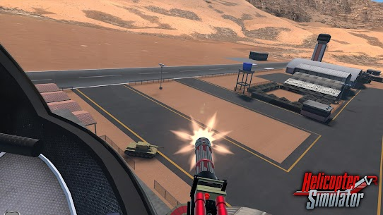 Helicopter Simulator 2021 MOD APK 1.0.1 (Unlocked Helicopter/Levels) 8